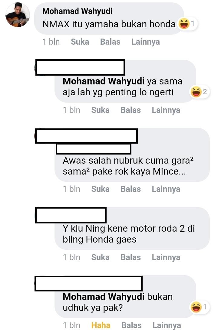 sepeda motor adalah honda
