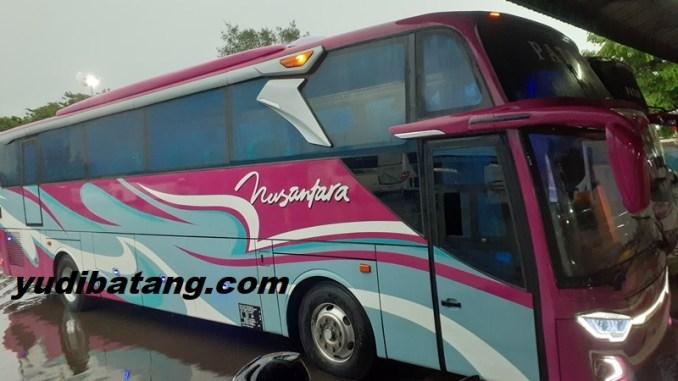 naik bis nusantara