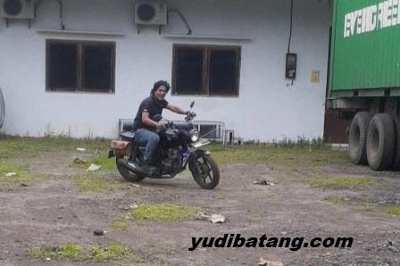 Honda Verza modif retro