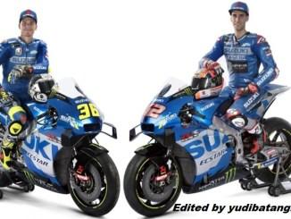 Suzuki ecstar motogp 2021