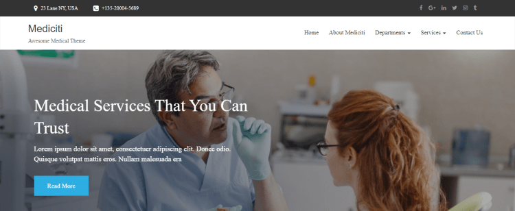 Mediciti-free-responsive-medical-WordPress-theme-WPreviewteam