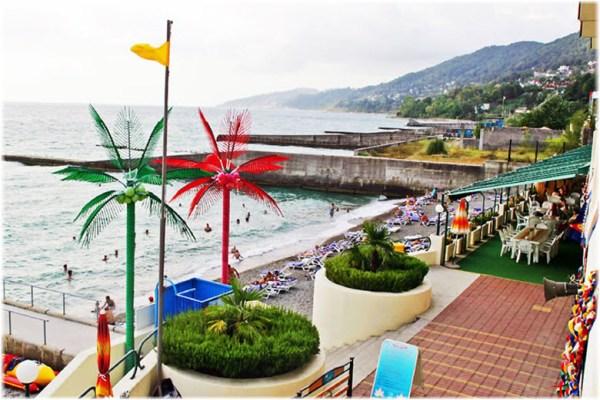 Лучшие пляжи Мамайки (Сочи) – фото, отзывы, описание