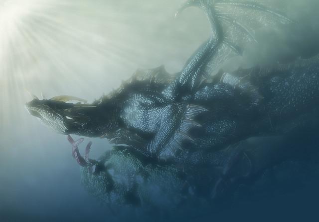 waterdragon