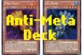 5 Tips kako napraviti dobar Anti-Meta deck