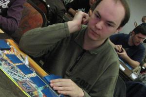 Davor Jevrosimov, pobjednik Pharaoh toura 2009. godine: