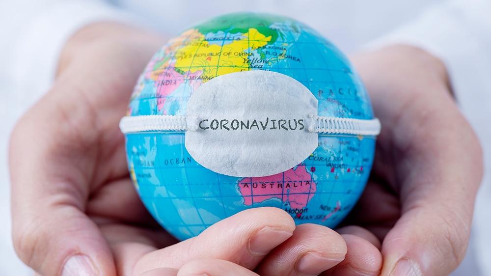 कोरोना संक्रमणका कारण विश्वभर ज्यान गुमाउनेको संख्या १लाख २ हजार ७ सय ३४