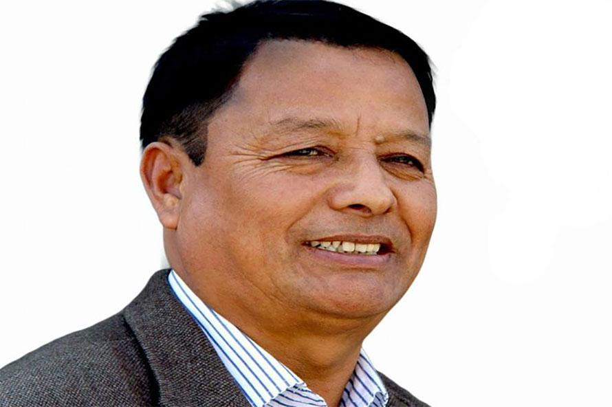 नेकपा सांसद कृष्ण थापालाई कारवाही गर्न पार्टीभित्रैबाट उजुरी