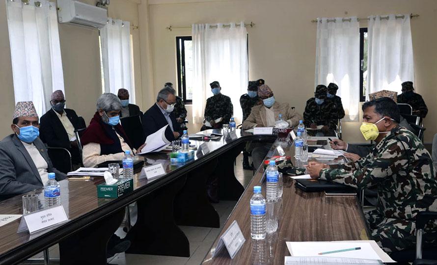 भाषा परीक्षा, उद्योग सञ्चालन लगायतको मापदण्ड पालना नभएको भन्दै असन्तुष्टि :सीसीएमसी निर्देशक समितिको  बैठक
