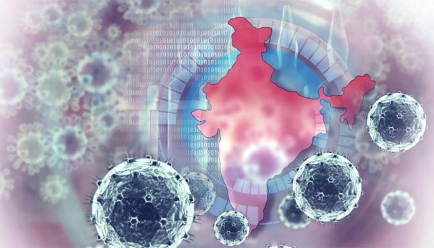 भारतमा कोरोना संक्रमित १० लाख नाघे