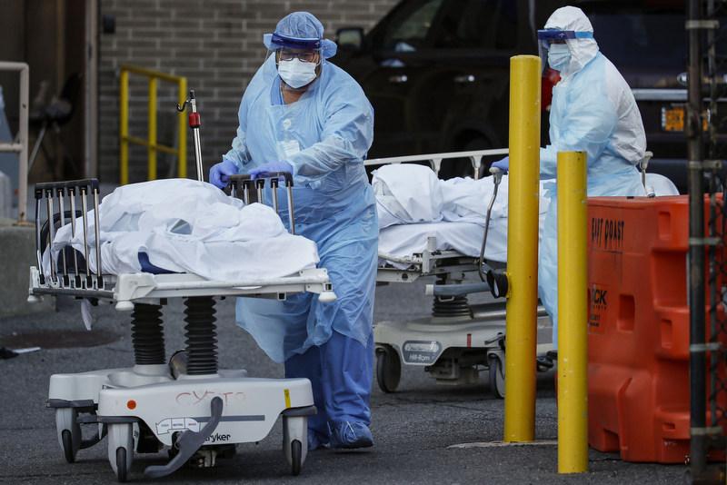 अमेरिकामा कोरोना संक्रमितको संख्या ३० लाख ३९ हजार
