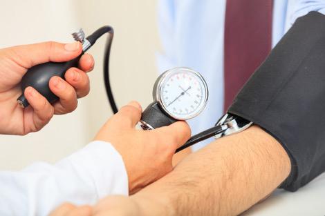 उच्च रक्तचाप नियन्त्रण नगरे यी अंगमा पुग्नसक्छ क्षति