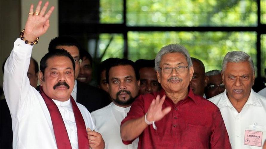 श्रीलंकाको निर्वाचनमा राजपाक्षको पार्टीलाई बहुमत