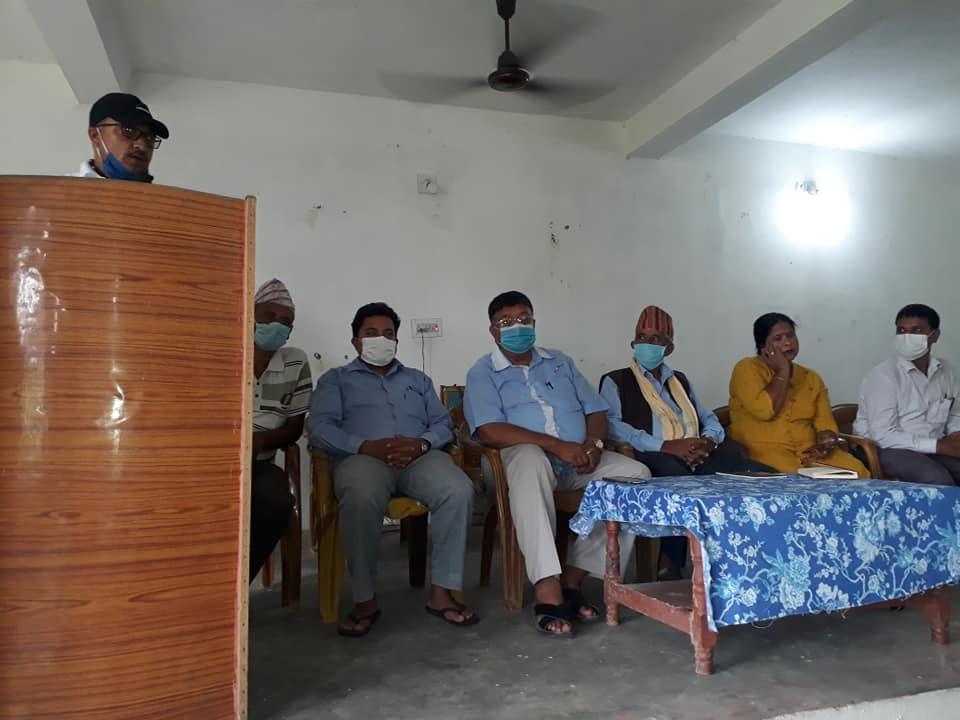 नेकपा स्वाधिन,स्वाभिमान र आत्मनिर्भताको पक्षमा संघर्ष गर्दै : नेता कोईराला