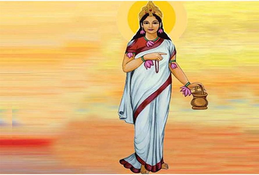 आज दशैंको दोस्रो दिन , ब्रह्मचारिणी देवीको पूजा गरिँदै