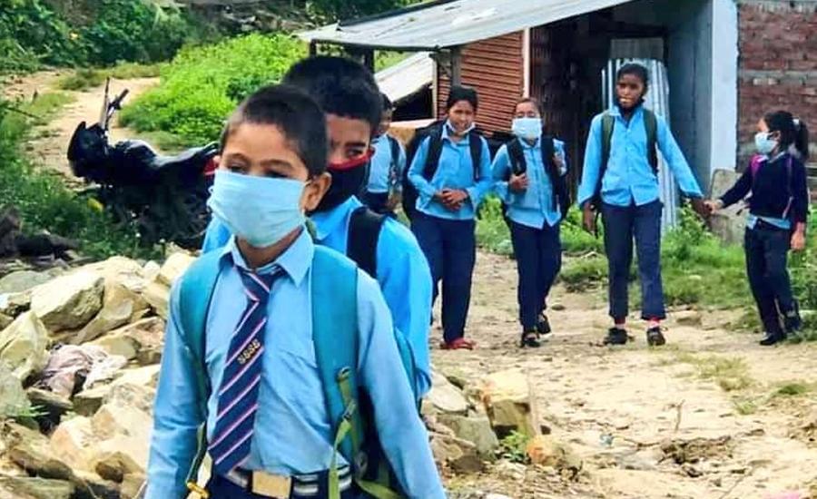 ७ शिक्षक संक्रमित, मंसिर १५ सम्म विद्यालय बन्द