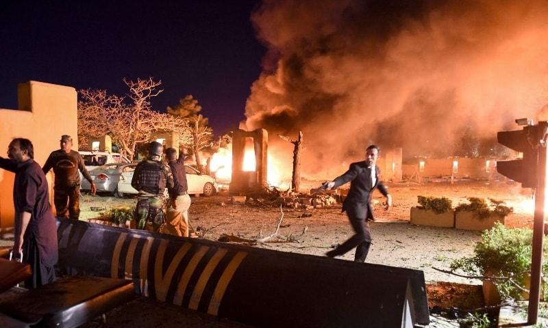 पाकिस्तानमा चिनियाँ राजदूत बसेको होटलमा बिस्फोट, कम्तीमा ४ जनाको मृत्यु