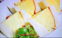 京都マドラグの伝説の極厚玉子サンド