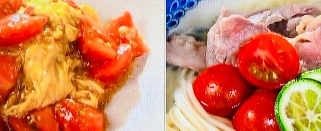 NHKあさイチ!トマトレシピ全6品/ハレトケキッチン