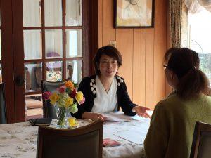 yuiの藤井が話し方セミナーを開催します。第一印象が変わる話し方を勉強しませんか?セミナー写真