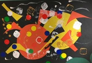 所沢市にて5/14に開催子育てHUGフェス、アート体験