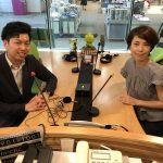 FMチャッピーくらっしぃ〜♪藤井千代美がゲストをお迎え。深井醤油の6代目