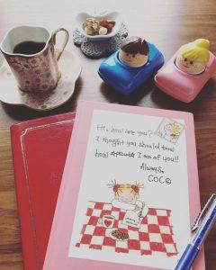 yuiコーチングサポートグループワーク未来ノート作りイメージ