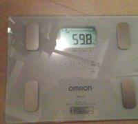 手筒奉納後の宴会から帰った時17年10月16日1時03分の体重イメージ