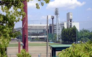 安城市体育館