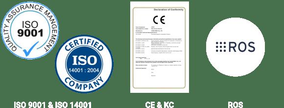 YRL series_Certificate