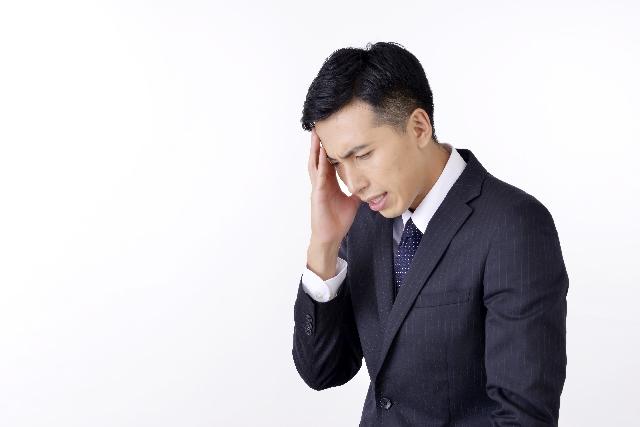 頭痛 男性