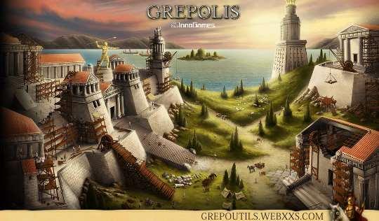 Grepolis Game Mechanics