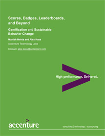 Accenture Gamification