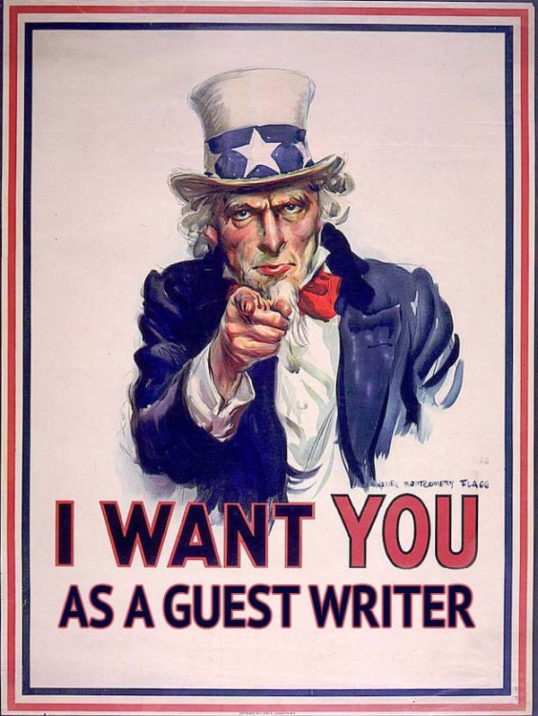 Guest Author image of Uncle Sam's famous poster