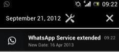 WhatsApp Free Extension