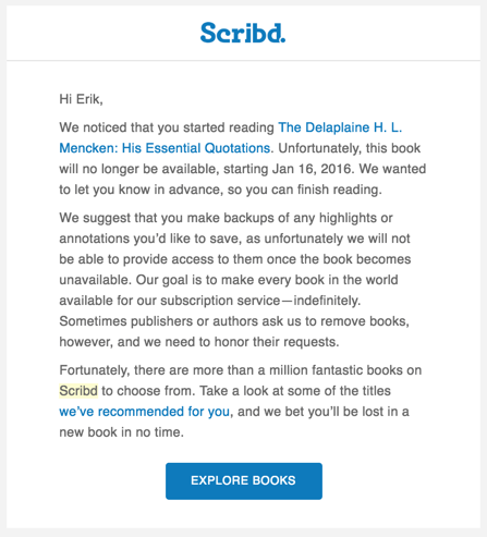 Why Oyster Shut Down And Scribd Survived