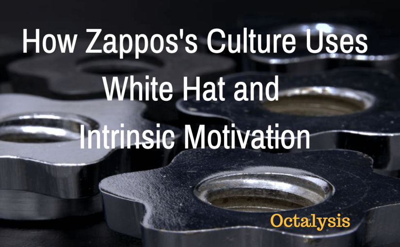 How Zappos's Culture Uses White Hat and Intrinsic Motivation