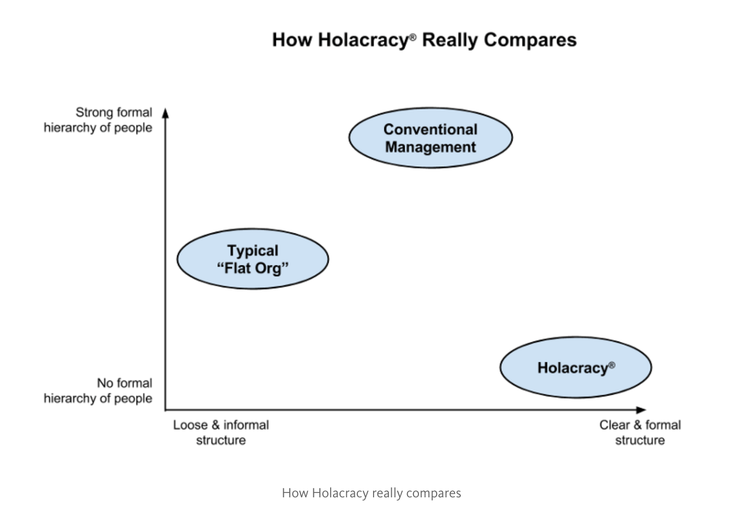 ff34528642 3 Reasons Holacracy Didn t Work for Medium  A Perspective from ...