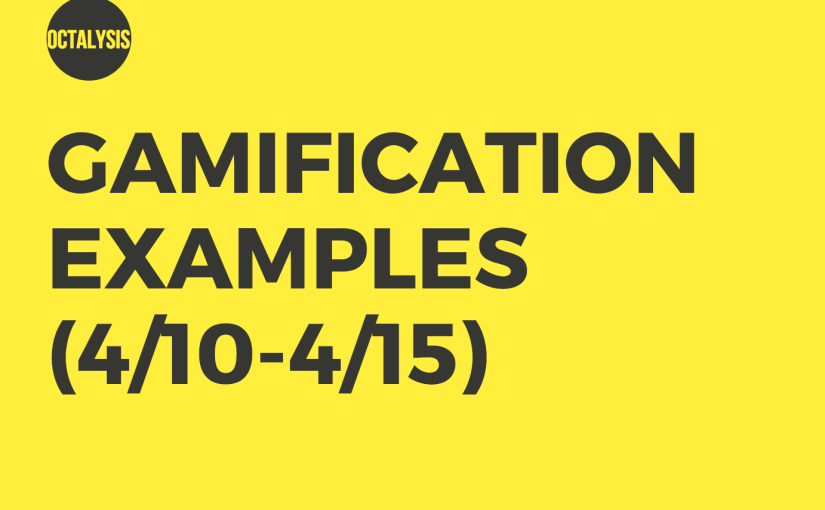 Gamification Examples: Slow Game Jams and Epic Hyperloop