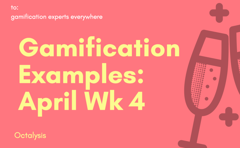 How Wikimedia, Duolingo, and Headset Engage Users: Gamification Examples April Week 4