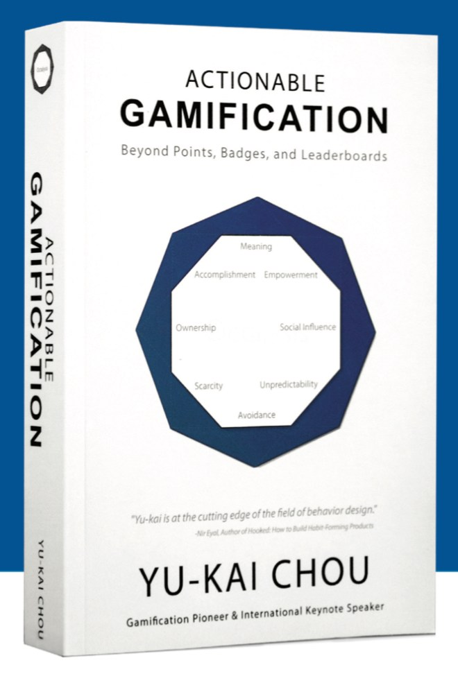 octalysis - Gamification book