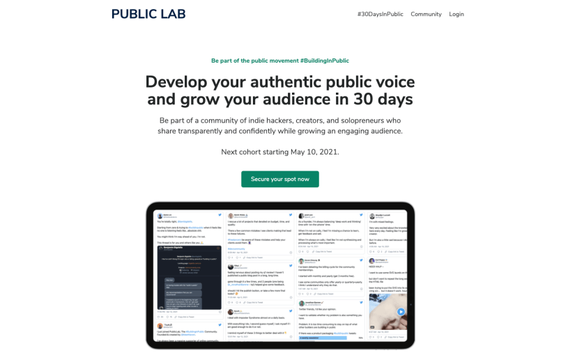 Octalysis TV – Experience Audit of Public Lab