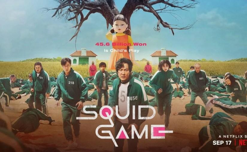 Analysis: Gamification Design behind Squid Game