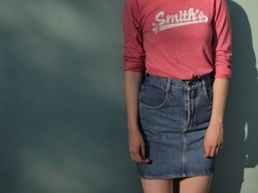スカートにトップスインしたいけど似合わない!どうしよう?