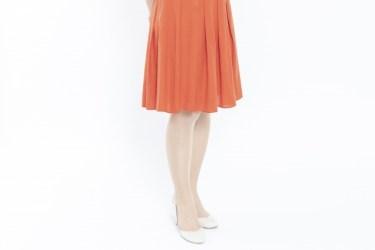 スカート選びは人気ブランドで!上品アイテムで大人女子に