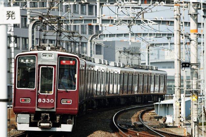 阪急8300系-8330