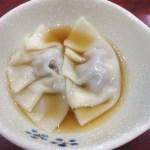 【もちもち水餃子】献立レシピ♪とっても簡単につくれる、もっちりジューシー水餃子です。