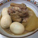 【豚足と大根の味噌煮込み】料理レシピ♪コラーゲンたっぷりのぷるぷる豚足で、お肌もプッルプルに♪