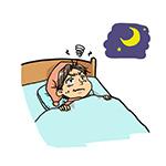アルコールの健康に与える影響 睡眠の質低下