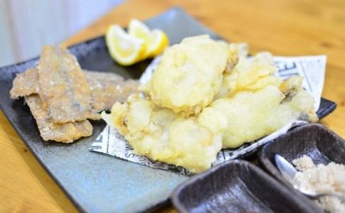 サクサクふわふわ♬の太刀魚のフリッターのレシピ★