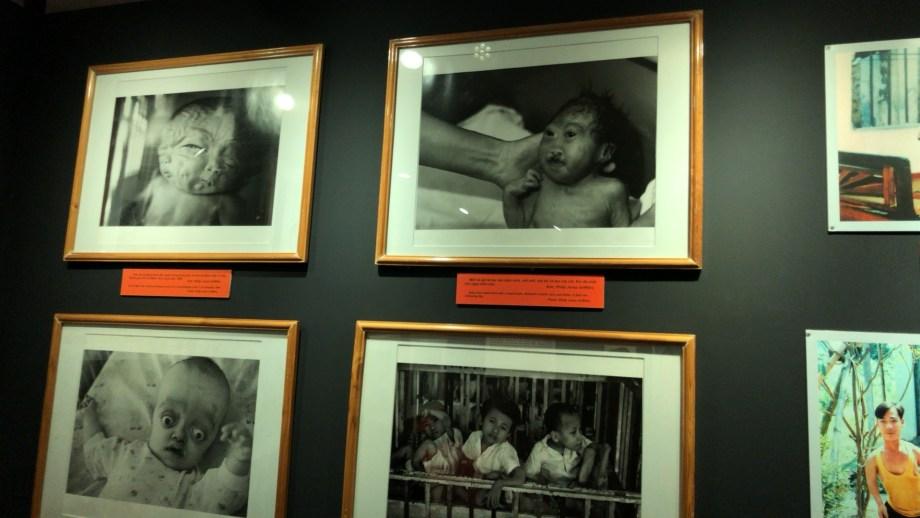戦争証跡博物館展示物